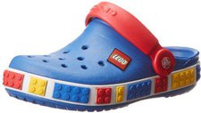 Crocs Crocband Kids Lego sea blue/red