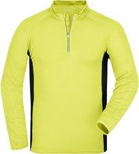 James & Nicholson Men's Running Shirt Atmungsaktives Laufshirt JN 393