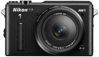 Nikon 1 AW1 Kit 11-27,5 mm (schwarz)