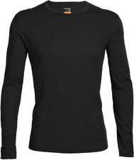 Icebreaker Oasis Long Sleeve Crewe Men black