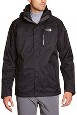The North Face Herren Zenith Triclimate Jacke Tnf Black