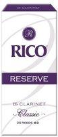 RICO Reserve Classic Bb-Klarinette (25)