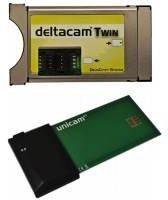 Unicam Deltacam Twin Deltacrypt + USB-Basic Programmer