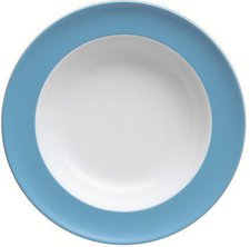 Thomas Rosenthal Group Sunny Day waterblue Suppenteller 23 cm
