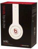 Beats By Dr. Dre Solo mit Control Talk (weiß)