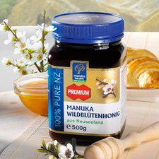 Manuka Health Wildblütenhonig (500 g)