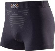 X-Bionic Invent Light Boxer Short Men black / anthracite