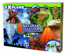 SES Creative Explore 4 Naturkatastrophen