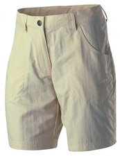 Mammut Niala Shorts Women Dark Beige