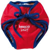 Beco Beerman Aqua-Windel mit Klettverschluss Uni rot