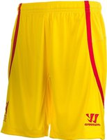 Warrior Sports FC Liverpool Away Shorts 2014/2015