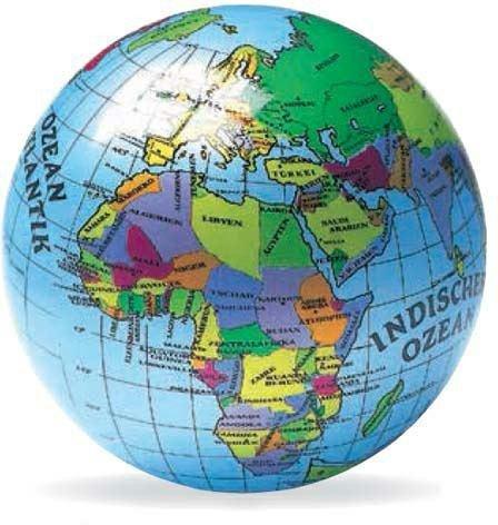 John Toys Spielball Globus