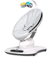 4moms 3D Babywippe Mamaroo Grey Classic