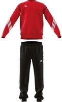 Adidas Kinder Sereno 14 Sweatanzug university red/white