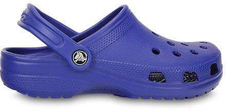 crocs Classic, Unisex - Erwachsene Clogs, Blau (Cerulean Blue), 48/49 EU