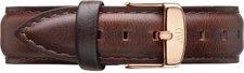Daniel Wellington Bristol Nylon Armband 18mm gold (0711DW)