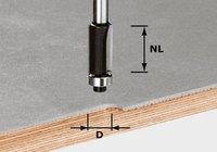Festool HW-Bündigfräser 12,7 mm (491028)