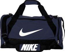 Nike Brasilia 6 Small Duffel midnight navy/black/white (BA4831)
