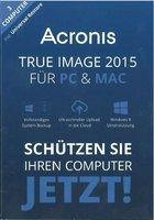 Acronis True Image Home 2015 (3 User) (DE)