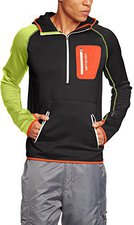 Ortovox Fleece Zip Neck Hoody