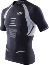 X-Bionic The Trick Running Shirt Short Sleeves Black