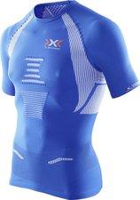 X-Bionic The Trick Running Shirt Short Sleeves Royal Blue