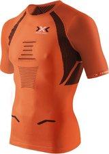 X-Bionic The Trick Running Shirt Short Sleeves Orange