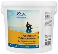 Chemoform Chemoclor T-Großtabletten 200g (5 kg)