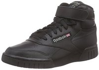 Reebok Ex-O-Fit High-Top Sneaker all black