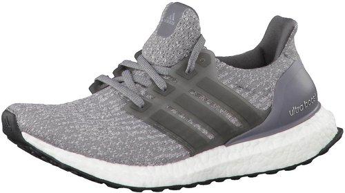 adidas Damen Ultraboost W Laufschuhe, Grau (Grey Four/Grey Three), 40 2/3 EU