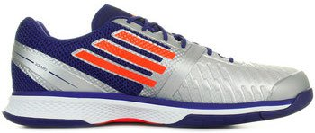 Adidas adiZERO Counterblast 7 silver metallic/solar red/amazon purple