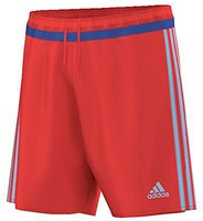 Adidas Campeon 15 Shorts bright red/bold blue/clear sky