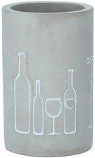 Räder Poesie et Table Vino Weinkühler Flaschen