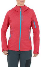 Vaude Women's Ducan Softshell Jacket Flame
