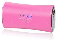Movow PowerBank 3000mAH mit Swarowski Steinen