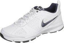 Nike T-lite XI white/obsidian/black/metallic silver