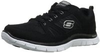Skechers Flex Appeal Spring Fever black/white