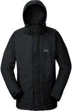 Jack Wolfskin Amply Texapore Jacket Men Black
