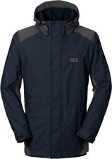 Jack Wolfskin Amply Texapore Jacket Men Night Blue