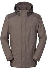 Jack Wolfskin Amply Texapore Jacket Men Siltstone