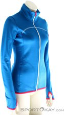 Ortovox Merino Fleece Jacket W Blue Ocean