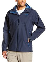 The North Face Herren Stratos Jacke Outer Space Blue