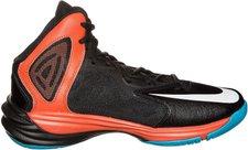 Nike Prime Hype DF black/white/team orange/blue