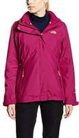 The North Face Women's Evolution II Triclimate Jacket Dramatic Plum