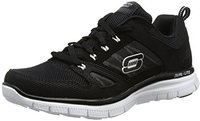 Skechers Flex Advantage Tune In black/white