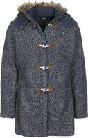 Jack Wolfskin Milton Coat Women Night Blue