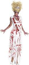 Smiffys Zombie Ballkönigin
