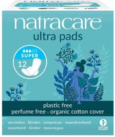 Natracare Ultra Pads Super (12 Stk.)