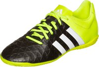 Adidas Ace15.4 IN J core black/white/solar yellow