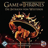 Heidelberger Spieleverlag Game of Thrones - Die Intrigen von Westeros